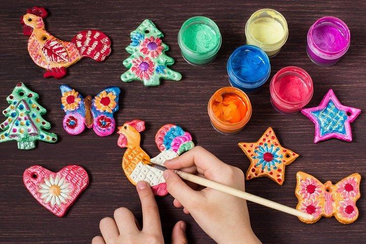 Photo of Pâte à sel : idéale comme activité créative !