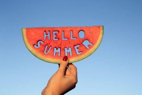 Avec lui, c'est le début de l'été !