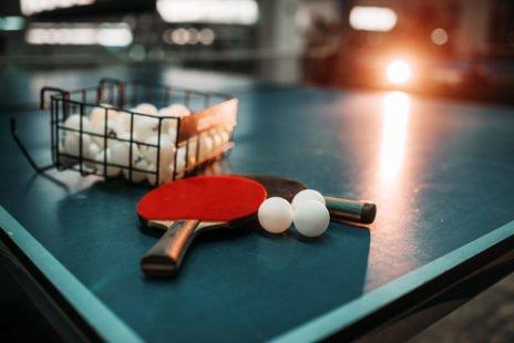 Le tennis de table : de nombreux atouts !