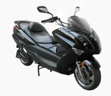 Le scooter électrique Ghibli 3 de la marque Ecostrada