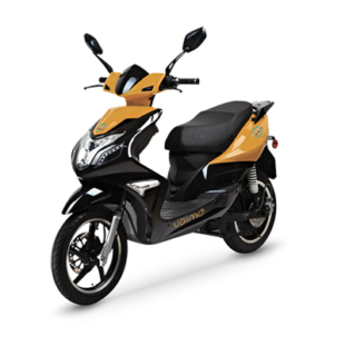 Le scooter Vaimo S45