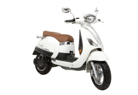Le scooter Bel Air Lithium