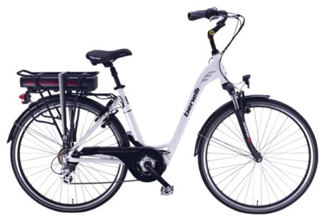 Benelli et son vélo électrique Adorea