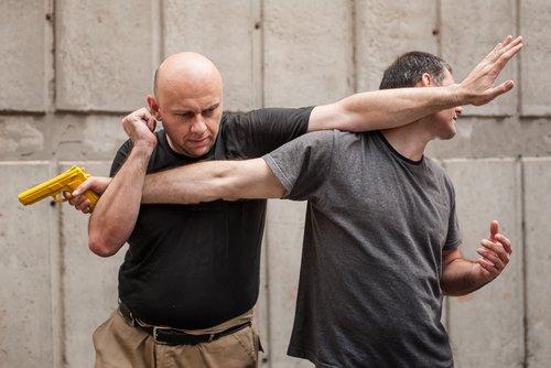 Krav-maga : l'art de se défendre
