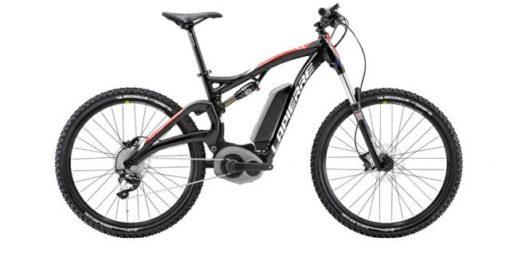 Vélo électrique Lapierre : Overvolt FS 500