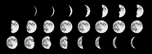 Les réelles influences des phases de la lune