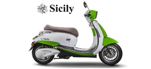 Scooter Sicily
