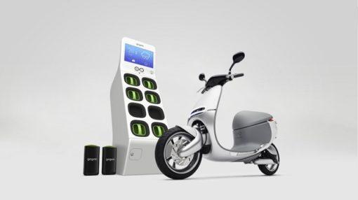 Le Smartscooter de Gogoro