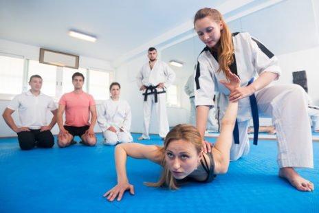 Le taekwondo, un sport de respect avant tout !
