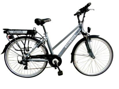 Vélo électrique Trek Evo E-Tropolis