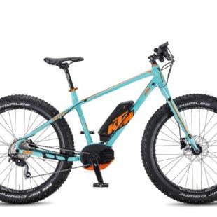 Vélo électrique : gamme KTM