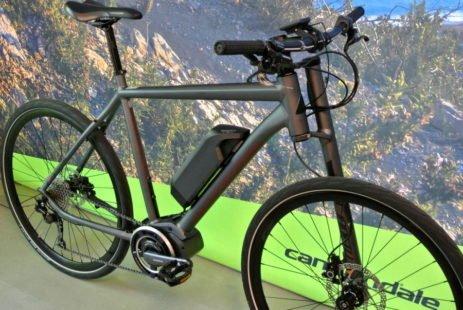 Vélo électrique : l'offre Cannondale