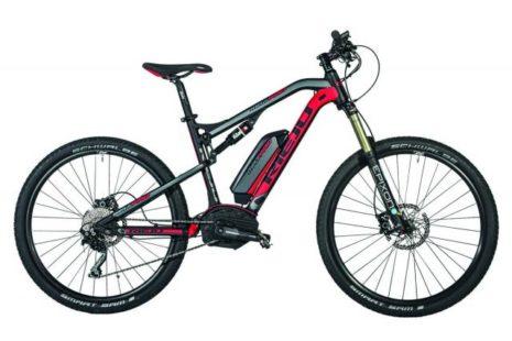 Vélo électrique modèle MRT Pro de la marque espagnole RieJu