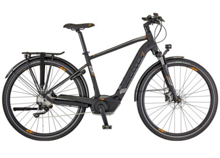 Vélo électrique modèle Scott série E-Sub sport 10 homme