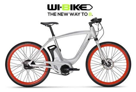 Vélo électrique Wi-Bike Piaggio