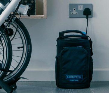 Vélos électriques Brompton