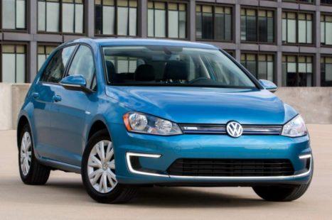 L'E-Golf de Volkswagen