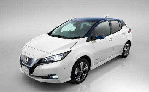 Voiture électrique : la Nissan Leaf