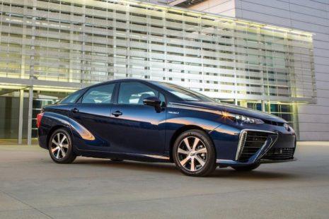 Toyota Mirai, la première voiture à hydrogène au monde