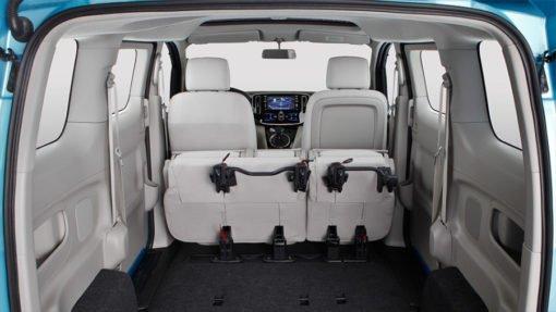L'e-NV 200 de Nissan