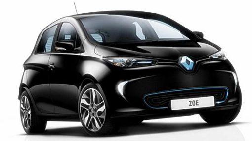 La voiture électrique Zoe, de Renault