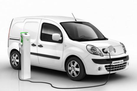 Kangoo, l'utilitaire électrique de Renault