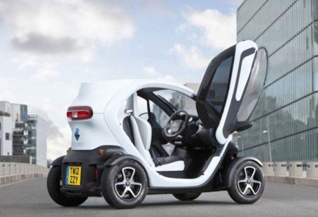Twizy, la voiture électrique originale de Renault