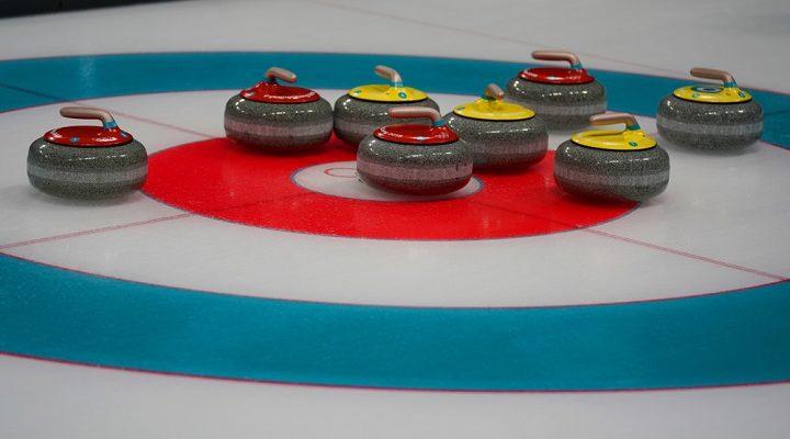 Le curling ou « roaring game »