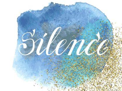 Silence : c'est l'extinction de voix