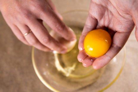 Connaître les bienfaits du jaune d'œuf