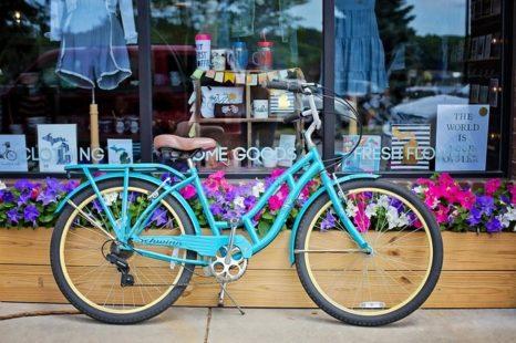 Mettez votre vélo au bon endroit !
