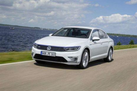 Voiture hybride Volkswagen Passat GTE