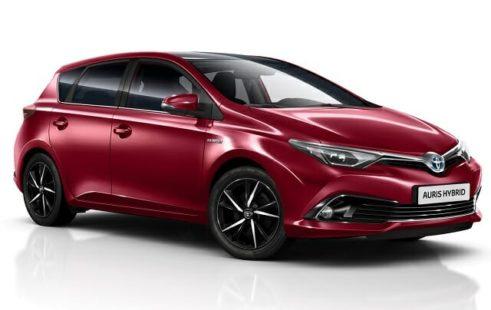 Voiture hybride Toyota Auris