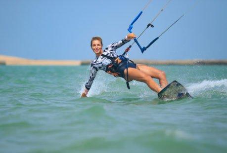 Le kitesurf, un véritable sport extrême