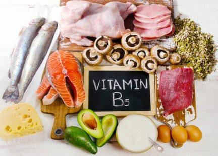 La vitamine B5 joue un rôle important pour la santé mais aussi la beauté des cheveux