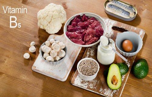 La vitamine B5, idéale pour la santé et aussi la beauté !