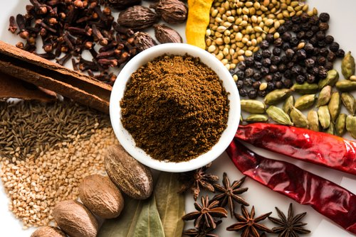 La garam masala, un mélange d'épices bon pour la santé