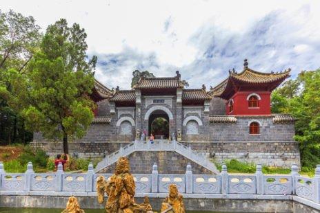 Shaolin : le temple du Kung Fu