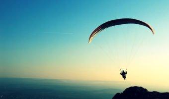 Le parapente, pour s'ouvrir de nouveaux horizons