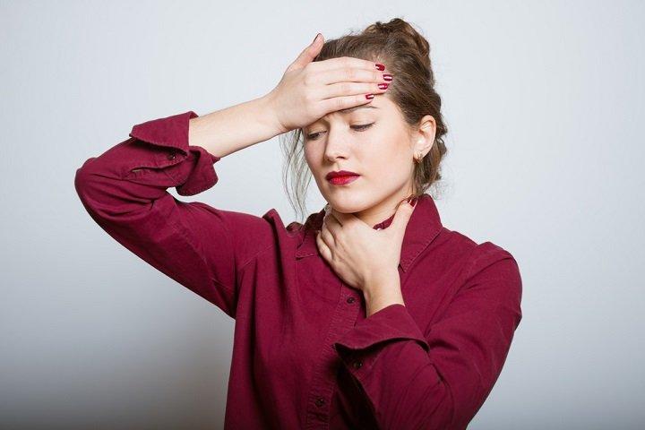 Les traitements naturels à l'angine