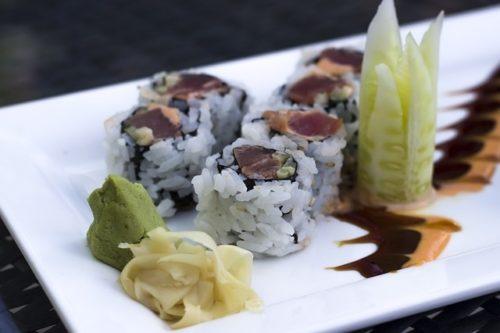 Le wasabi : un célèbre condiment qui monte au nez !