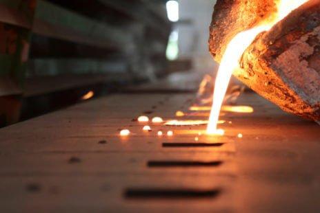 Un exemple de métaux lourds