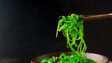 Le wakamé : une algue phare de la cuisine asiatique