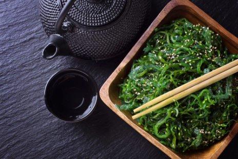 Une algue phare de la cuisine asiatique, riche en bienfaits pour la santé
