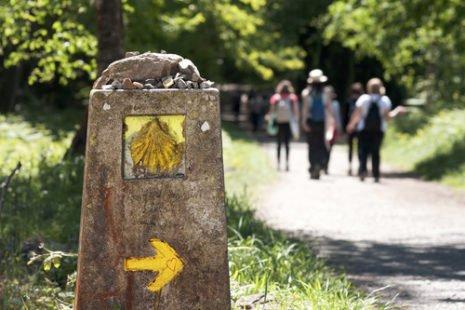 Faire le chemin de Saint Jacques de Compostelle