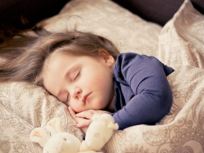 Parentalité positive et sommeil