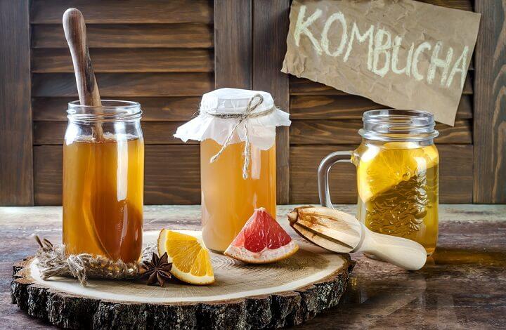 Kombucha : une saine alternative aux sodas industiels