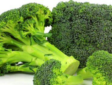 alternatives aux frites : brocoli