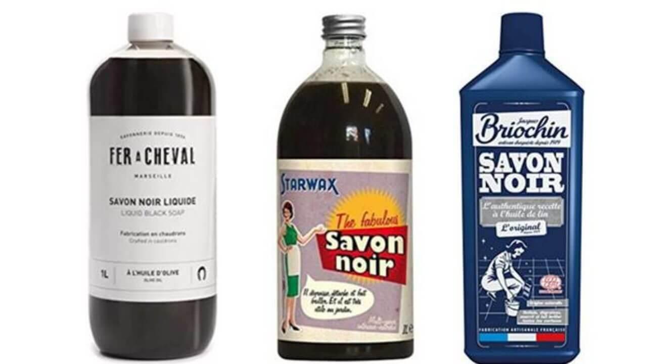 Savon Noir Liquide Proprietes Usages Et Recette Fait Maison