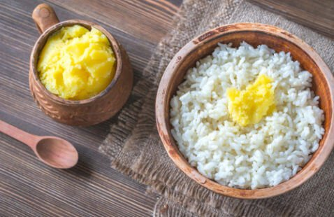 Le beurre clarifié indien, meilleur pour la santé